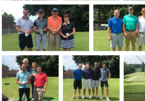 <strong>Mersea</strong> Road Annual Charity Golf day 2018