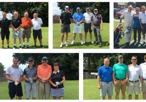 <strong>Mersea</strong> Road Charity Golf Day 2018