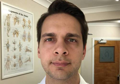 New Osteopath joins our Colchester Team