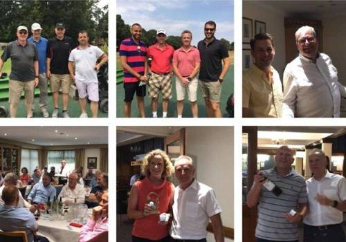<strong>Mersea</strong> Road Charity Golf Day 2019